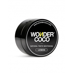 Wondercoco Teeth Whitener Lemon