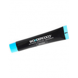 Wondercoco charcoal toothpaste