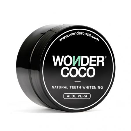 Sbiancante per denti Wondercoco Aloe Vera