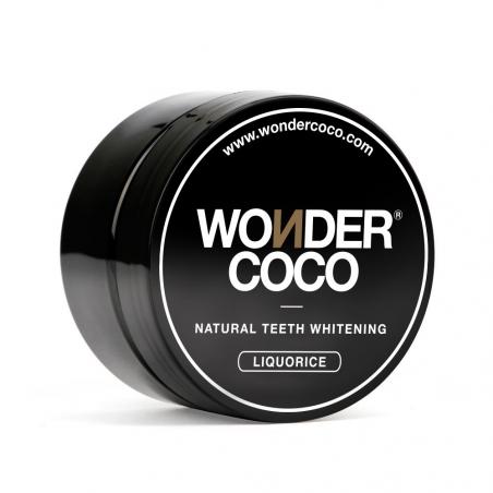 Wondercoco Teeth Whitener Liquorice